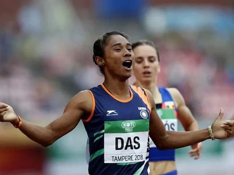 Hima Das Sets Sights On World Championship After Winning 5 Gold Medals