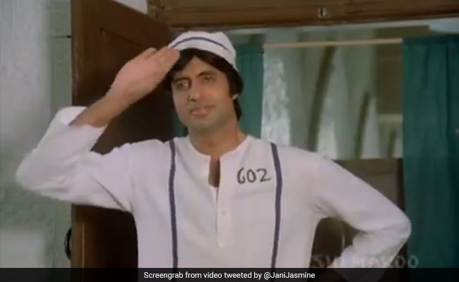 India Vs New Zealand World Cup Semi-Final: Amitabh Bachchan Had A Good Laugh Over This Viral Meme Featuring Him