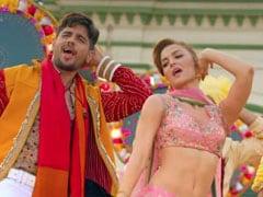 <i>Jabariya Jodi</I> Song <i>Zilla Hilela</i>: Siddharth Malhotra And Elli AvrRam Flirt In <i>Desi</i> Style