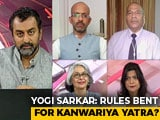 Video : 'Red Carpet' For Kanwar Yatris: Majority Appeasement?