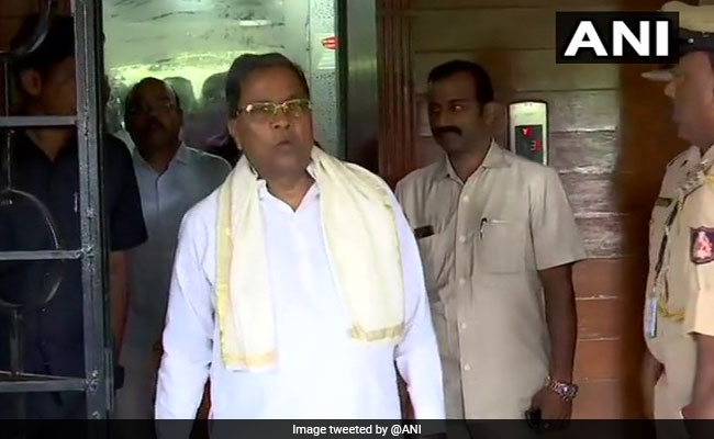 Karnataka Congress Demands Probe In 'Phone-Tapping' Allegations