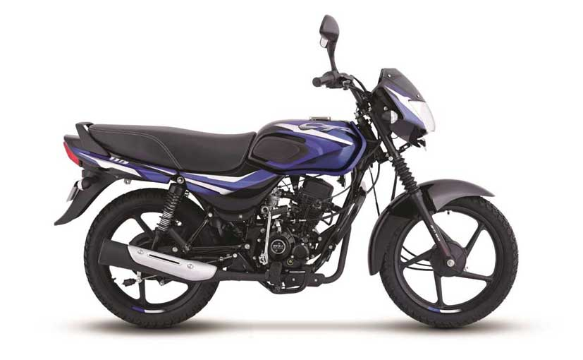The motorcycle exports for October 2019 grew by 3 per cent for Bajaj Auto