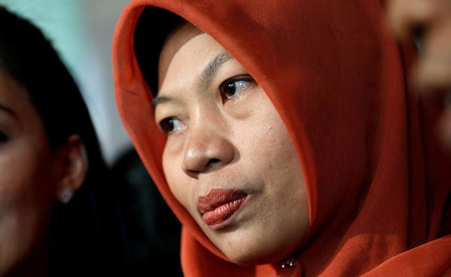 Indonesian Woman Jailed For Reporting Harassment From Boss, Pardoned