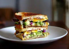 Quick Recipe: Make Your Own Cheese And Egg Toast Sandwich In Minutes!