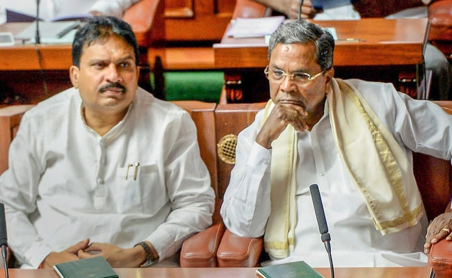 "Congress Blames BJP ""Horse Trading"" For Karnataka Loss"