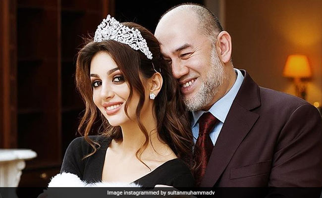 Malaysia's Ex-King Divorces Former Russian Beauty Queen By 'Triple Talaq'