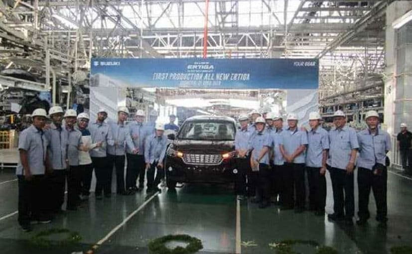 Maruti Suzuki has been cutting down production for past few months.