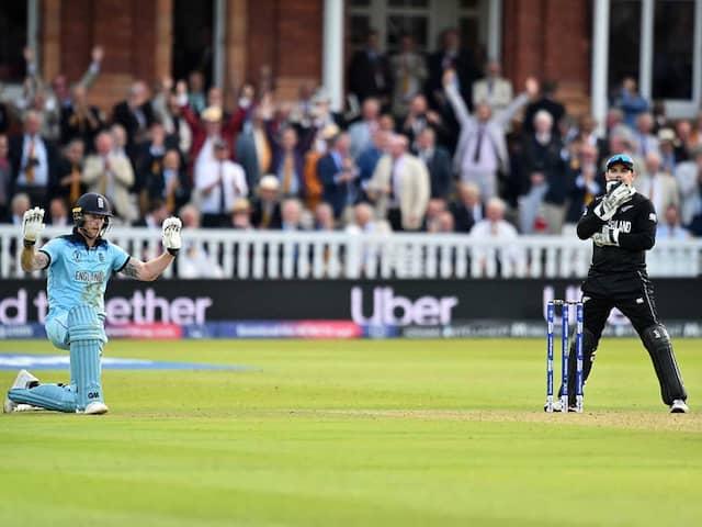 "England Chief Ashley Giles Dismisses World Cup Final ""Extra Run"" Row"