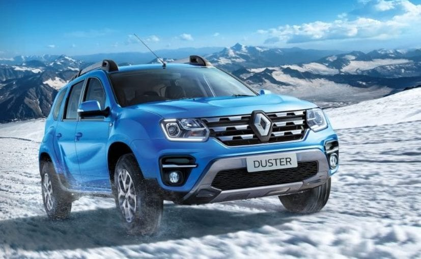 2019 Renault Duster Facelift SUV comes in 4 variants - RxE, RxS, RxS(O), and RxZ