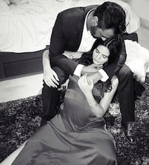 Arjun Rampal And Girlfriend Gabriella Welcome First Child Together