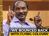 """Video : """"Mind-Boggling"""": ISRO Chief On Work That Went Into Chandrayaan 2 Launch"""