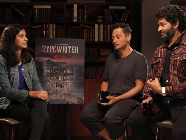 Sujoy Ghosh And Purab Kohli On Their Web Series Typewriter