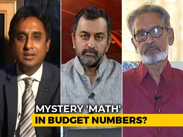 Video : Budget 2019:  The 'Missing' Rs 1.7 Lakh Crore?
