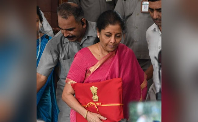 Nirmala Sitharaman Talks Of Zero Budget Farming, Allocation Up By 78%