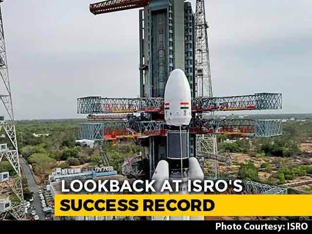 Video : Ahead Of Chandrayaan Take 2, ISRO's Track Record Inspires Confidence