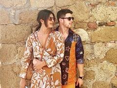 Priyanka Chopra And Nick Jonas, On Italian Getaway, Show The 'Way Of Love'