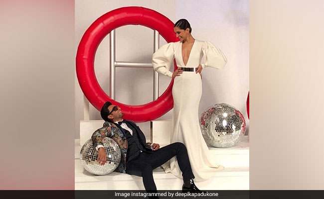 Deepika Padukone shares throwback photo with hubby Ranveer