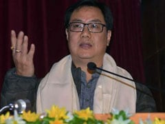 """Bring The Cup"": Minister Kiren Rijiju's Letter To Team India Before Semis"