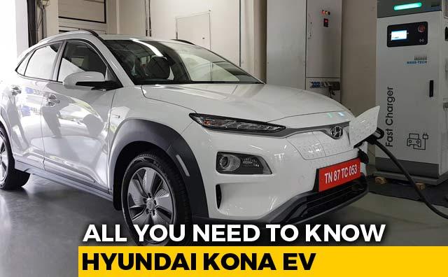 Hyundai Kona Electric: All You Need To Know
