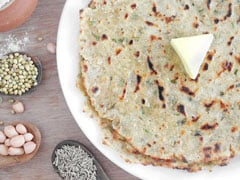 Dhapate: The High-Protein High-Fibre Mixed Grain Maharashtrian Flatbread (Recipe Video Inside)