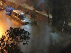 Mumbai Rains Updates: महाराष्ट्र के मुख्यमंत्री ने अस्पताल जाकर मलाड में दीवार गिरने की घटना में ज़ख्मी हुए लोगों का हालचाल जाना