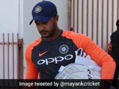 Virat Kohli, Ravi Shastri Wanted Mayank Agarwal As Replacement