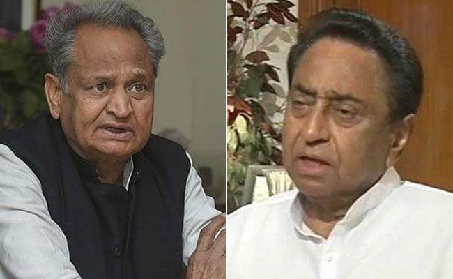 कर्नाटक और गोवा संकट के बीच मध्य प्रदेश-राजस्थान में कितनी मजबूत हैं कांग्रेस की सरकारें