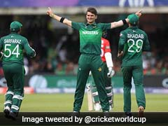 World Cup: Shaheen Helps Pakistan Sign Off With Win Over Bangladesh