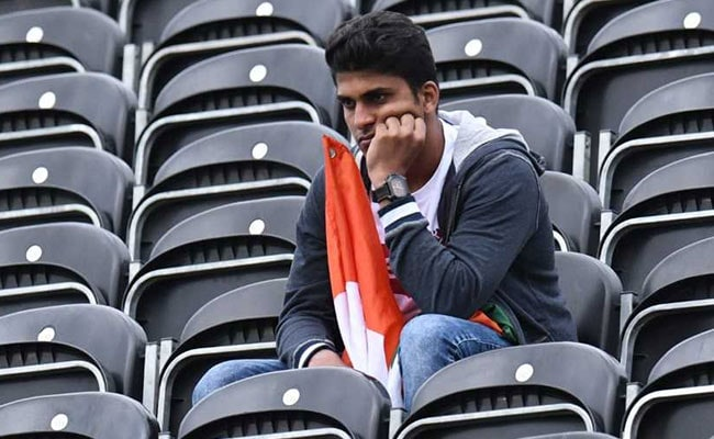 Rahul Gandhi's Message To Team India After Heartrending Semi-Final Loss
