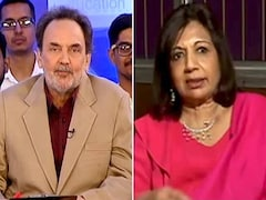 Video: Kiran Mazumdar Shaw Lists The Positives And Negatives Of Union Budget