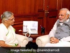 PM Modi, Arvind Kejriwal Condole Sheila Dikshit's Death