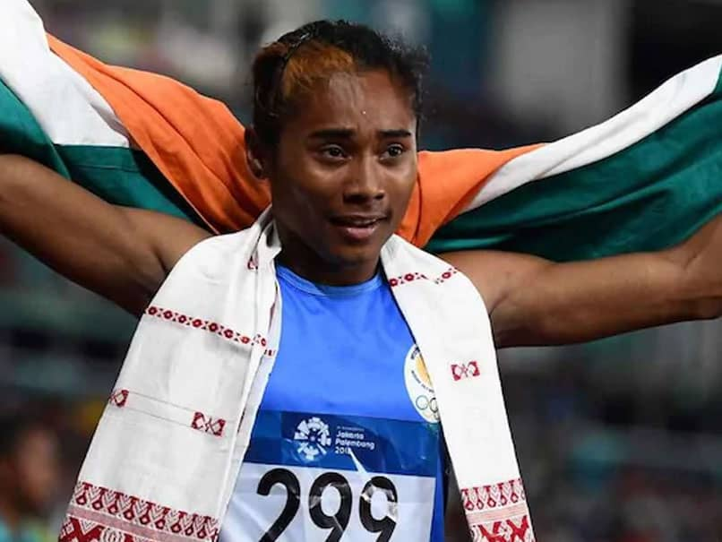 Indian Sprinter Hima Das Wins 3rd International Gold Within Two Weeks