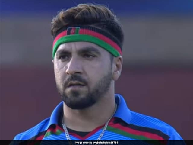 World Cup 2019: Afghanistan Fast Bowler Aftab Alam Suspended For One Year