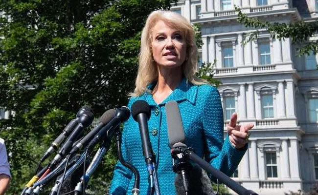 Former White House Counselor Kellyanne Conway Tests Positive For Covid