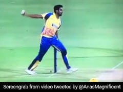Ravichandran Ashwin's Bizarre Bowling Action Leaves Twitter In Splits
