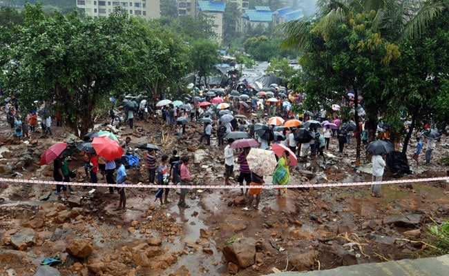 Mumbai Civic Body Appoints Experts To Probe Malad Wall Collapse