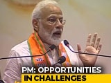 "Video : Since Budget, Lot Of Buzz Around ""$5 Trillion Economy"", Says PM Modi"