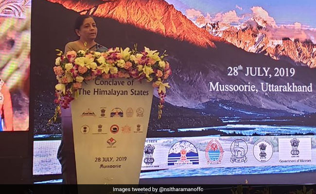 Himalayan States Demand Green Bonus, Separate Ministry At Conclave