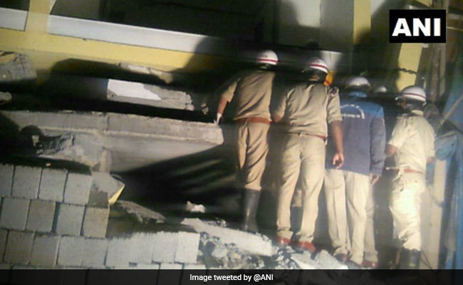 Bengaluru Under-Construction Building Collapses, 1 Killed