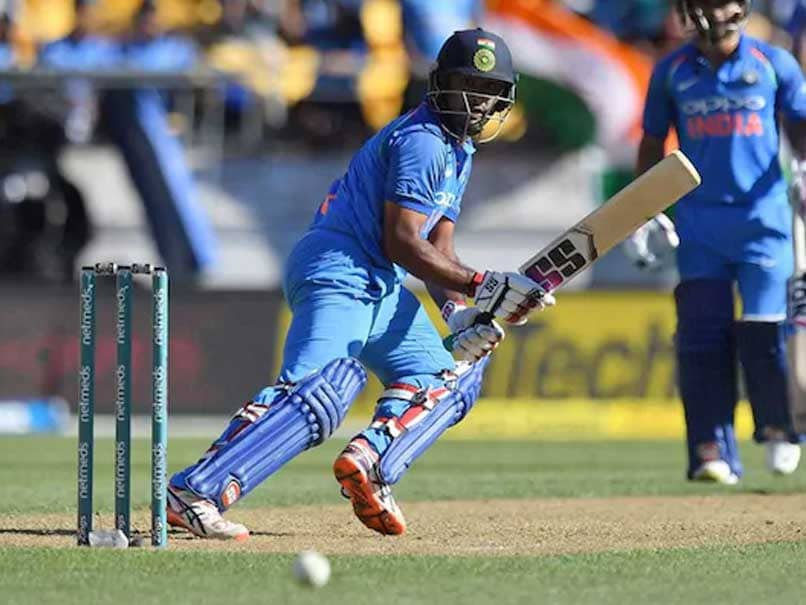 Chief Selector MSK Prasad Said, He Enjoyed Ambati Rayudu