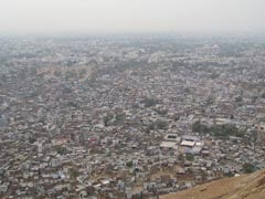 Jaipur Risks Running Out Of Water In A Month If It Doesn't Rain