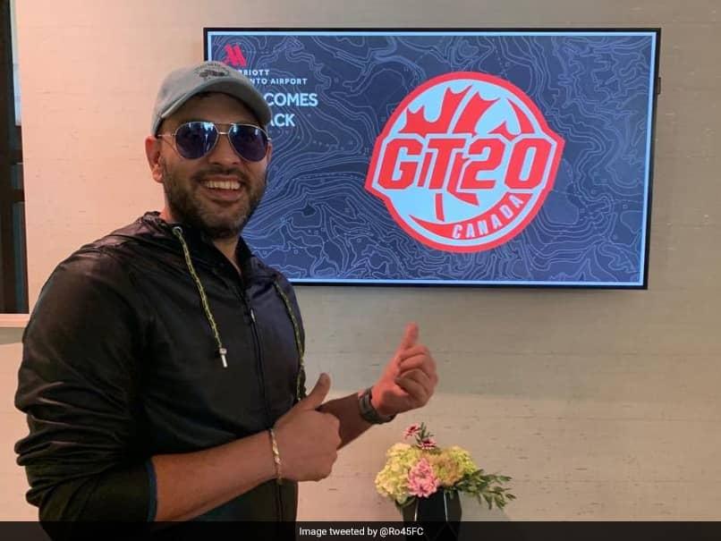 Yuvraj Singh Returns To T20 Action After International Retirement