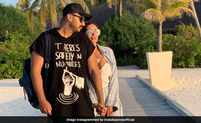 Malaika Arora, Reportedly Dating Arjun Kapoor, Says 'Everybody Deserves A Second Chance In Love'