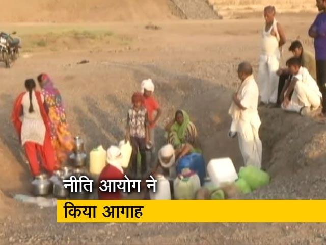 Videos : रवीश कुमार का प्राइम टाइम: सूखे से जूझ रहा है देश का बड़ा इलाका