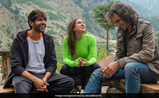 Sara Ali Khan Wraps Imtiaz Ali's Next With A Heartwarming Note