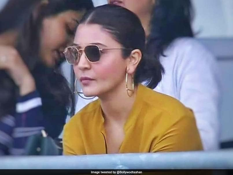World Cup 2019: Anushka Sharma Was At Leeds To Cheer For India Against Sri Lanka Match
