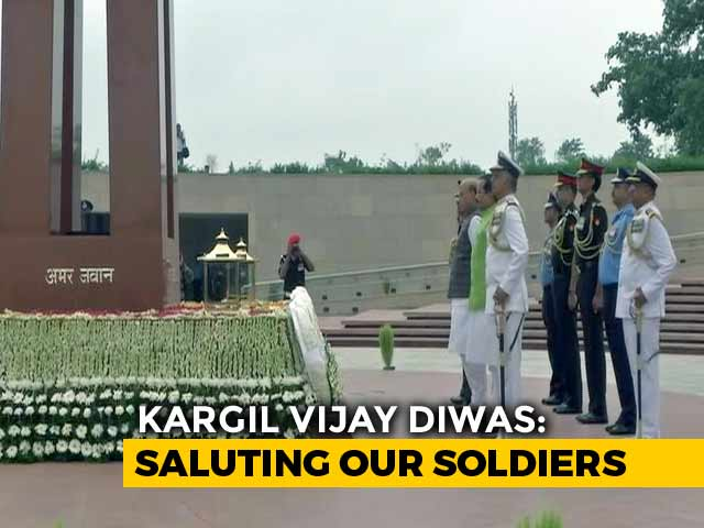 Video : Remembering The Heroes Of Kargil