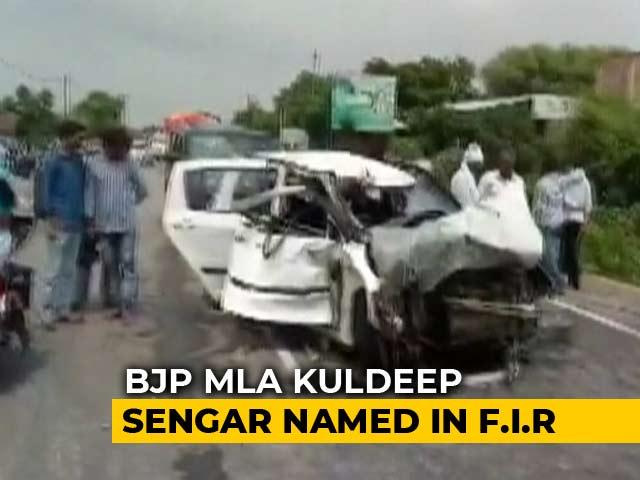 Video : Murder Case Against BJP Lawmaker After Unnao Rape Survivor's Car Crash
