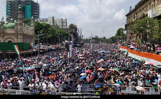 कोलकाता की मेगा रैली से 2021 विधानसभा चुनाव की तैयारियों की शुरुआत करेंगी ममता बनर्जी