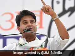 """Congress In Dire Need Of Introspection,"" Jyotiraditya Scindia Warns"